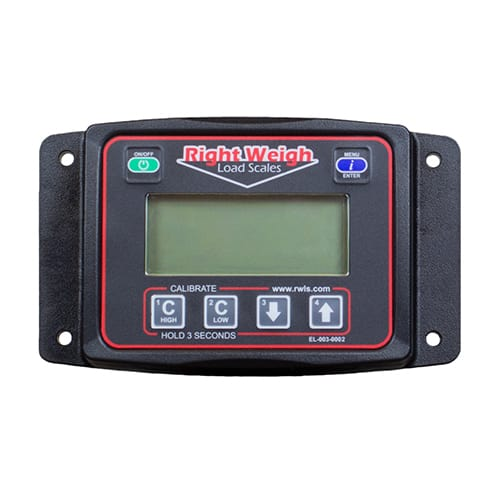Exterior Digital Load Scales - Right Weigh